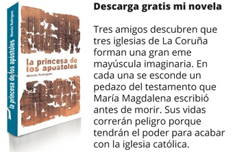 La Princesa de los apóstoles de Manolo Rodriguez