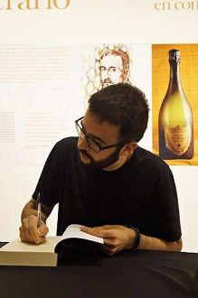 Escritor Jesús Carnerero