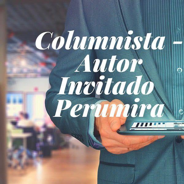 Columnista en Perú