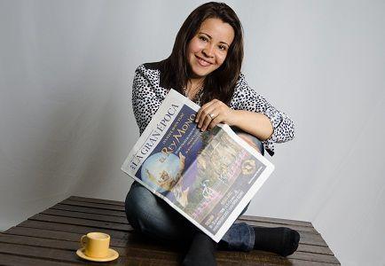 Community Manager Jaquelina Heredia