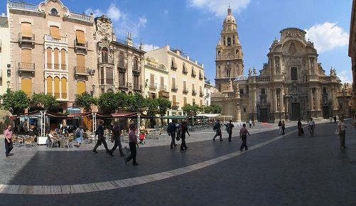 Murcia en España