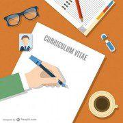 Foto Curriculum vitae