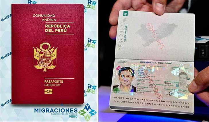 Pasaporte Electrónico