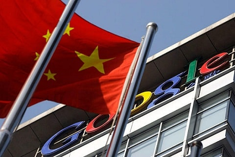 Google reconquista China