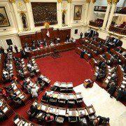 Congresistas de la República del Perú 2016 - 2021
