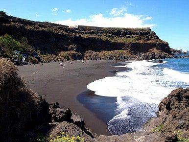 playas arena negra tenerife
