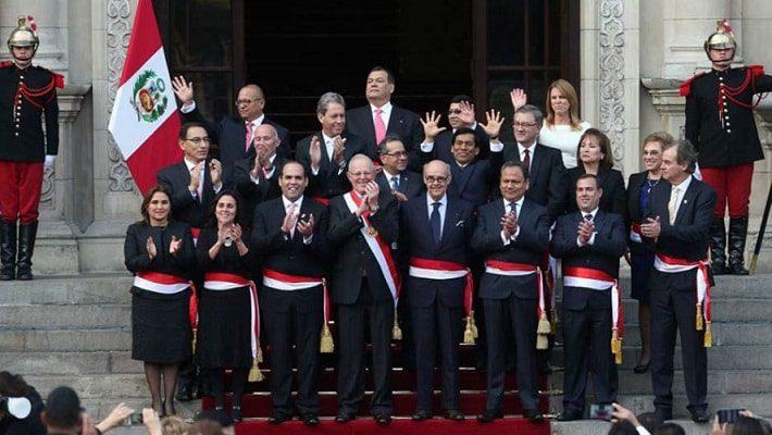 Ministros de Pedro Pablo Kuczynski