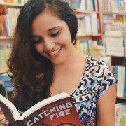 cazadora de libros