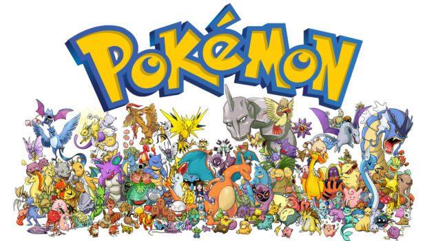 150 pokemons