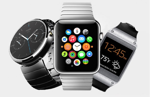Smartwatches y rastreadores