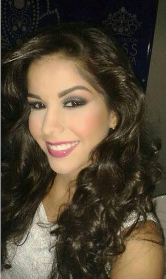 Andrea Fariña Miss Venezuela