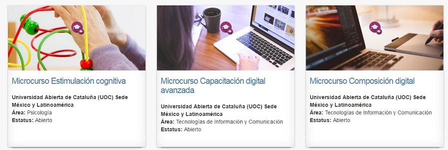 cursos gratis academica.mx
