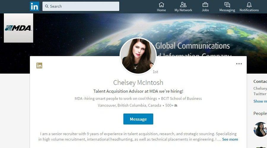 LinkedIn 2017 Nueva Interfaz