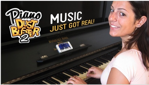 piano dust buster