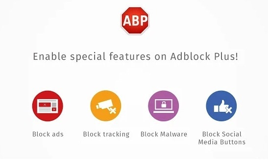 Extension Adblock Plus
