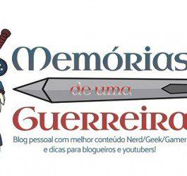Memórias de uma Guerreira blog