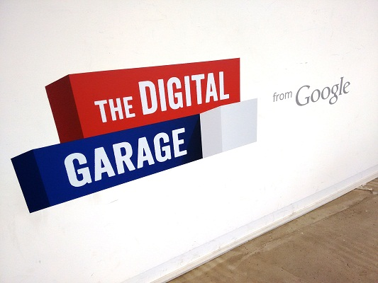 google garage digital