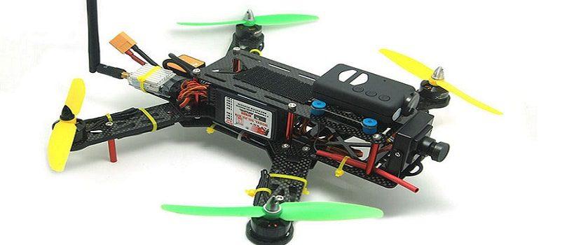 taller fabrica de drone