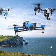 pilotar drones