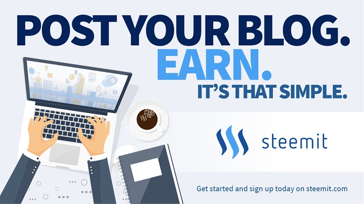 social network steemit