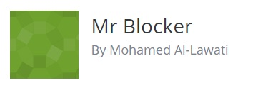 mr blocker
