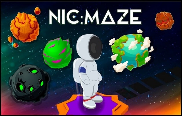 nic maze made in colombia