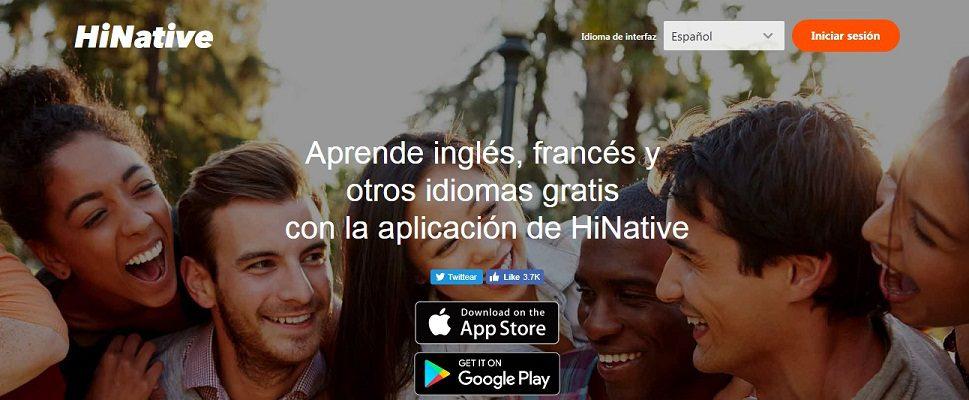idiomas con nativos