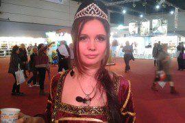 Melisa Merkusa Scheuermann - Reina Krissta
