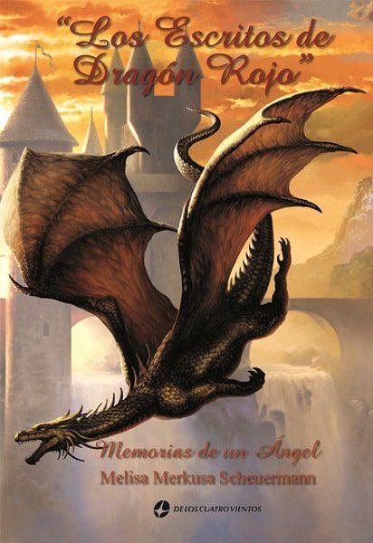 tapa los escritos de dragon rojo