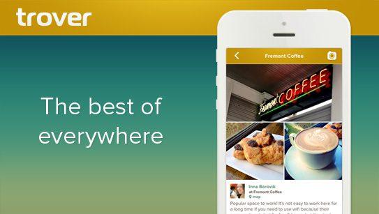 trover app
