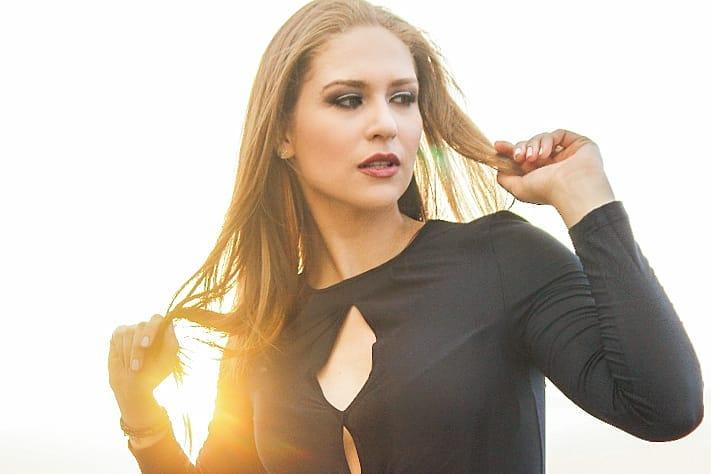 Modelo Génesis Rivas