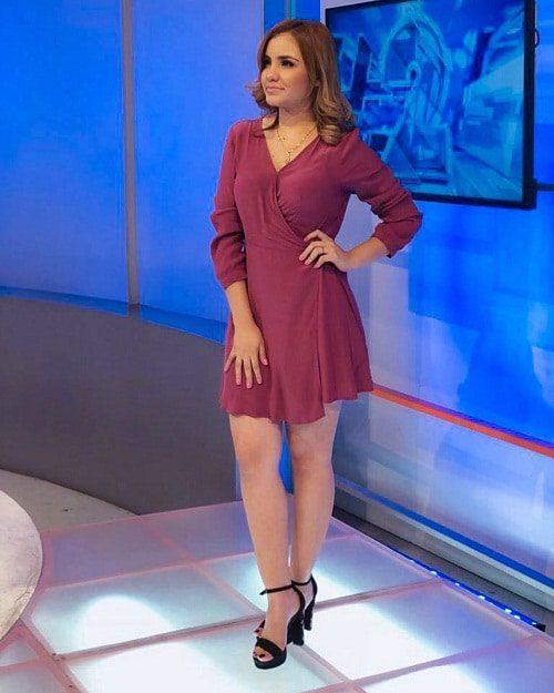 Stephanie Del Cid - El Salvador - Locutora