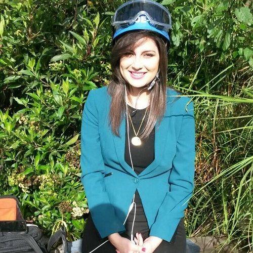 Alison Corral - Reportera