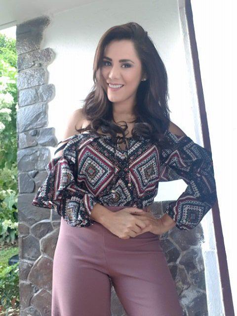 Graciela Rajo - Presentadora Noticias