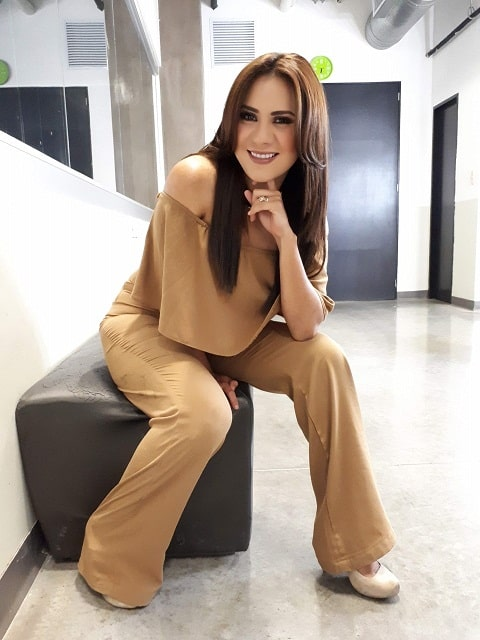 Graciela Rajo - TV Host