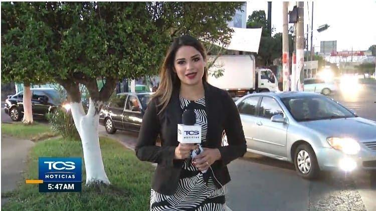 Karla Torres - Reportera
