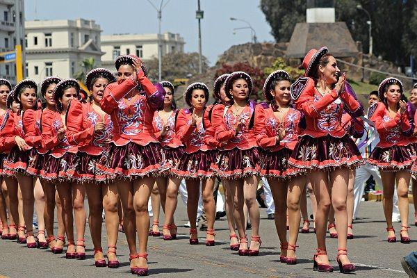 Calendario Fiestas Regionales - Perú