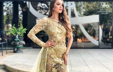 Sinea David - Miss Honduras