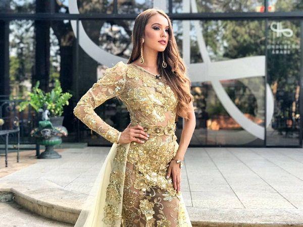 Miss Honduras Sinea David