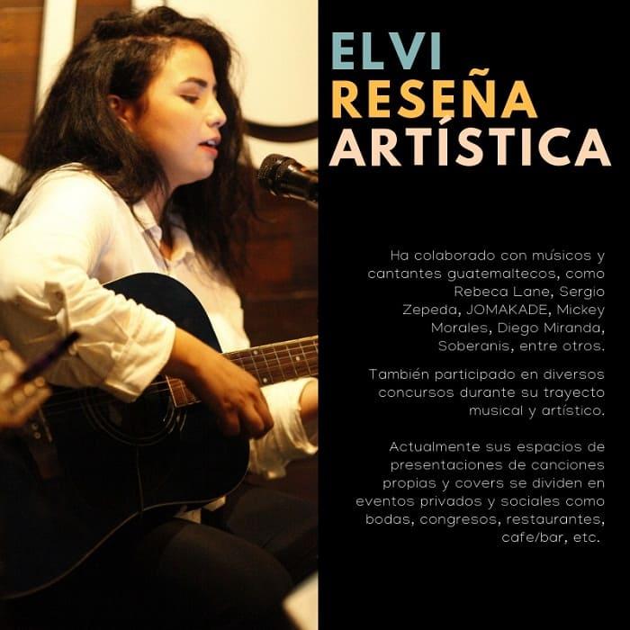 Elvi - Músico