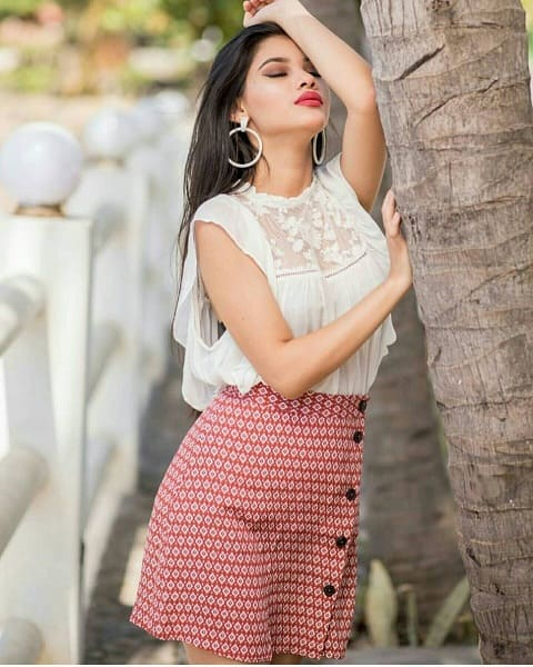 Nimsi Sampson - Miss Nicaragua