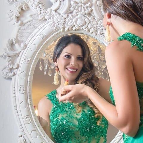 Dayana del Carmen Sánchez Rondón - Modelo