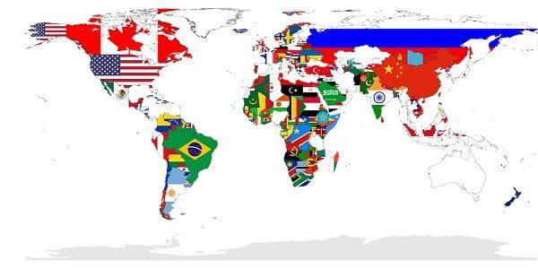 Día de Independencia Países del Mundo