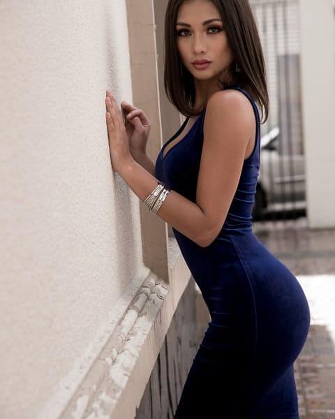 Vanessa Vargas Gonzales - Reina de Belleza