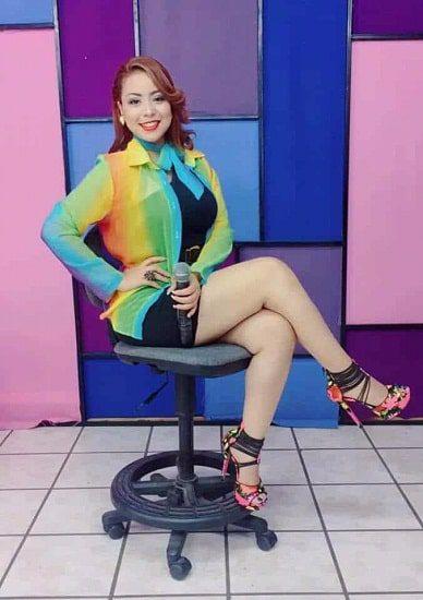 Kelly Granados en entrevista