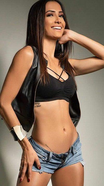 Cecilia Silva Espinoza - Miss Playa Bolivia