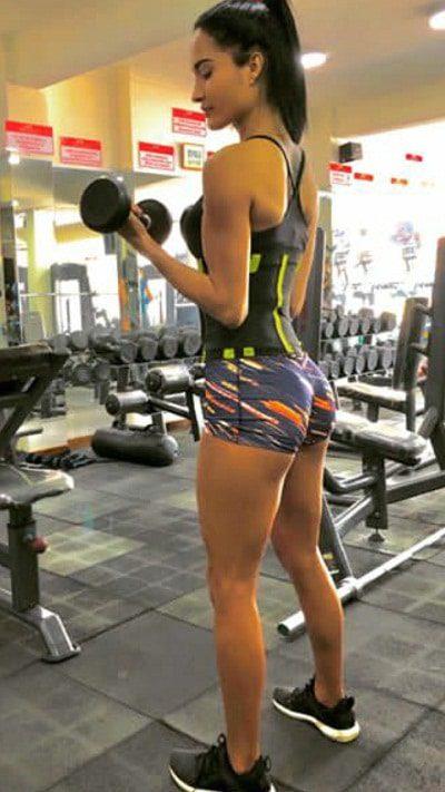 Cecilia Silva Espinoza - Fitness