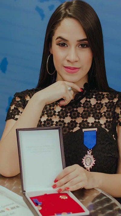 Marbely Mojica - TV Presenter