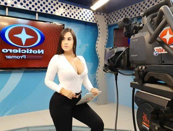 Marbely Mojica - Presentadora TV