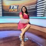Vivian Vásquez – Reportera – Presentadora de Televisión – Guatemala